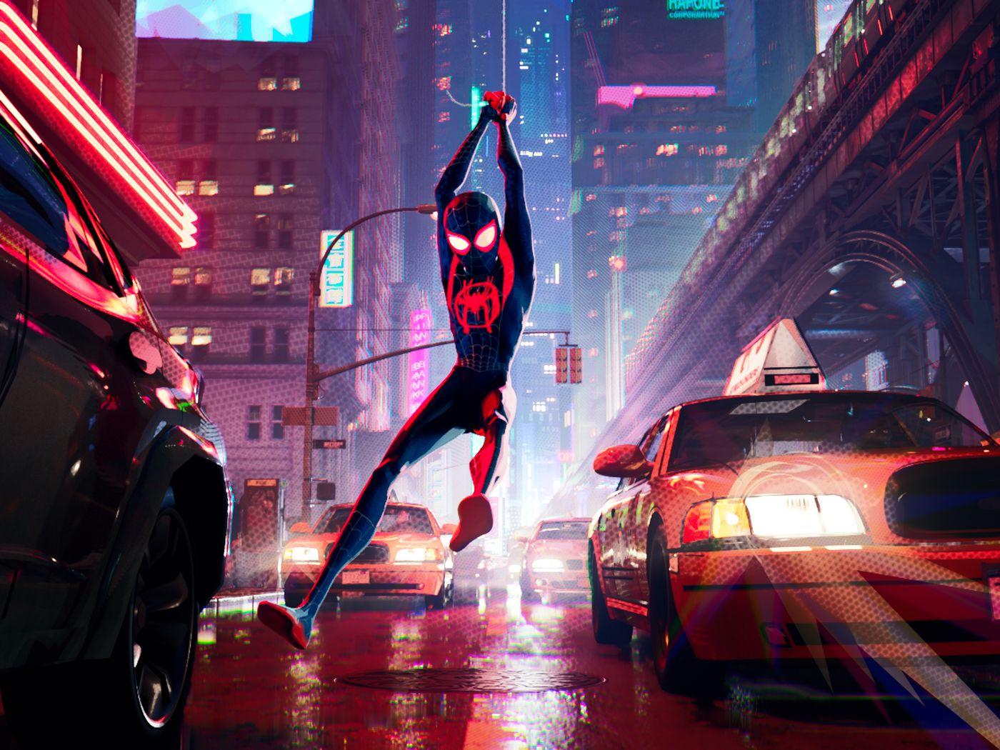 Spider-Man: Into the Spider-Verse นั้นตื่นตาเฮฮาและไม่เหมือนใคร